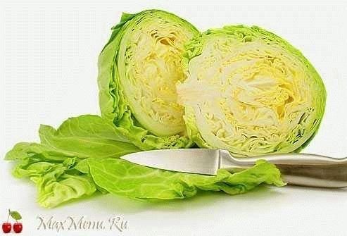 Недельная диета на тушеной капусте