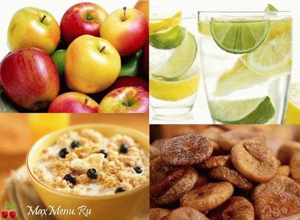 12 здоровых и «энергичных» перекусов