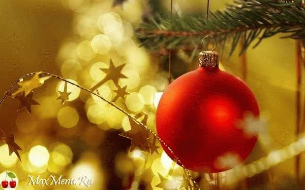 Праздничное меню на Новый Год 2014