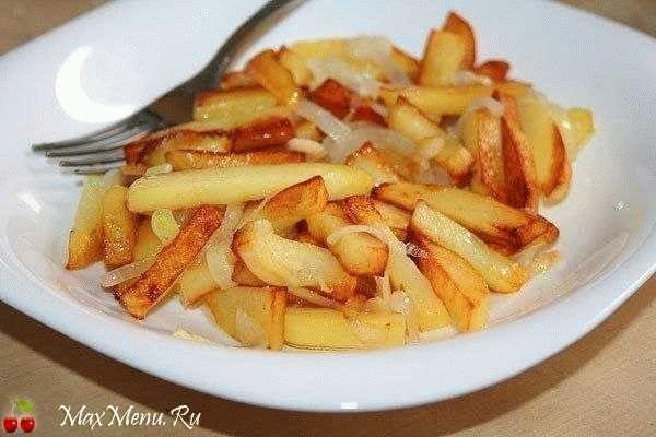 Секреты приготовления жареной картошки