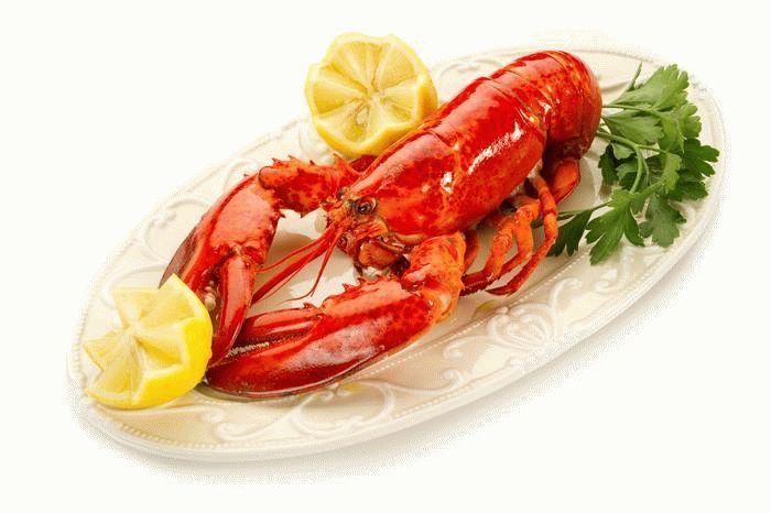Сколько варить омара (лобстера)?