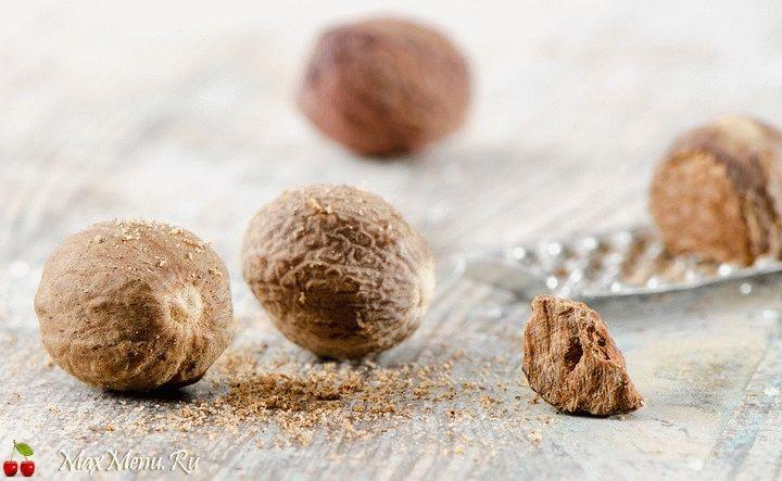 Чем можно заменить мускатный орех