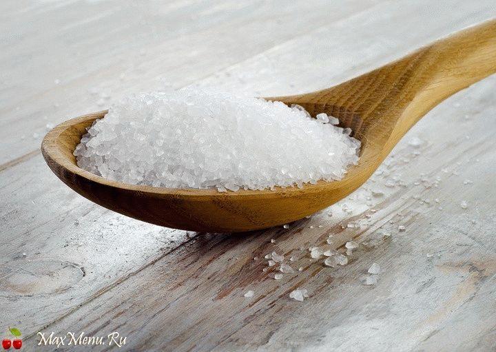 Чем можно заменить соль