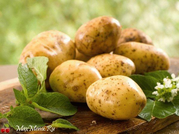 Как просто чистить молодой картофель: 5 простых способов