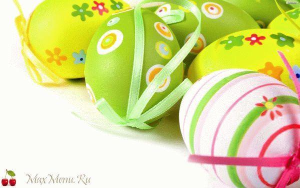 Окрашивание яиц: ТОП-8 способов