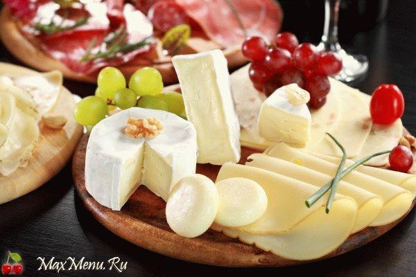 Домашний твердый сыр