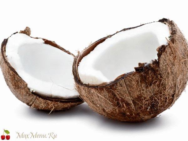 Как быстро расколоть кокос