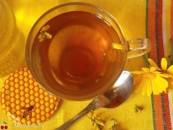 Как приготовить чай на травах