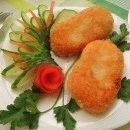 Котлеты из картофеля с грибами