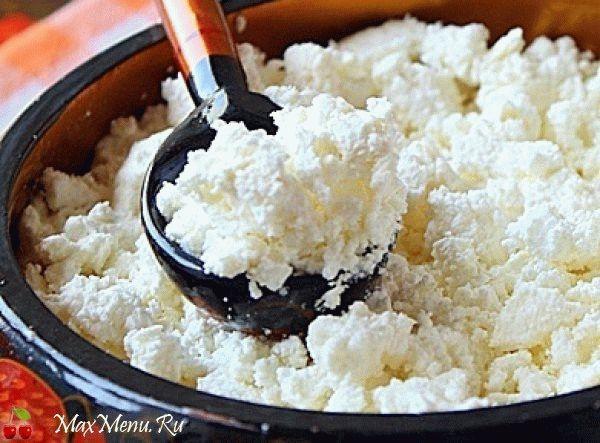 Рецепт домашнего творога на йогурте