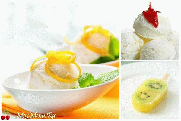 Вкусные домашние десерты: ТОП-7 рецептов домашнего мороженого