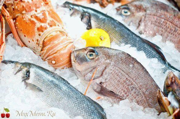 Как правильно разморозить рыбу