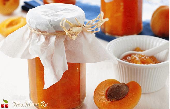 Варенье из абрикосов: рецепт – пятиминутка