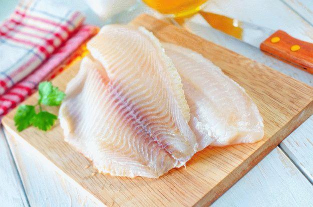 Как правильно разделать рыбу на филе