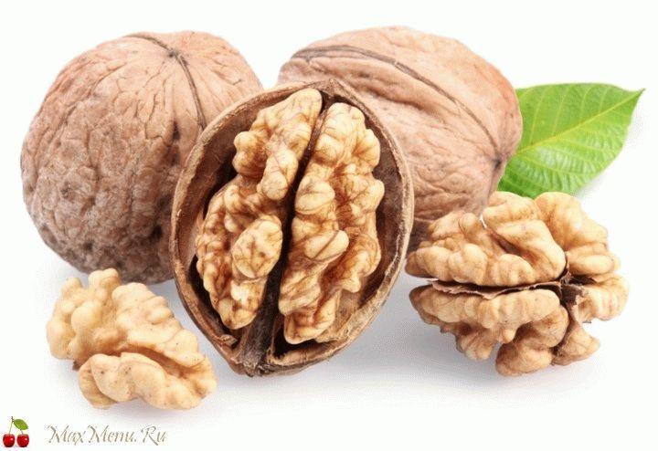 Как правильно выбрать грецкие орехи