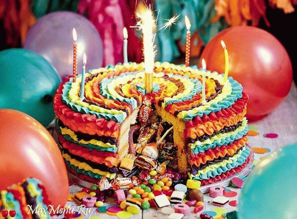 Как приготовить торт-сюрприз