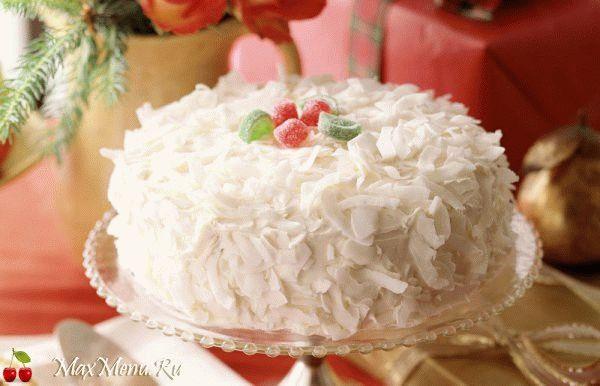 Торт «Рафаэлло» от Юлии Высоцкой