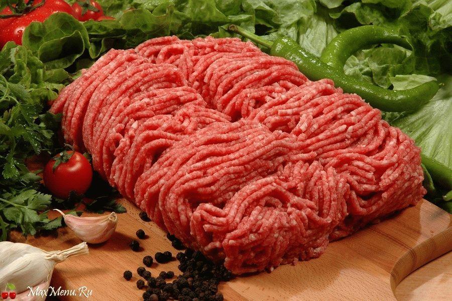 Как сделать вкусный фарш из говядины