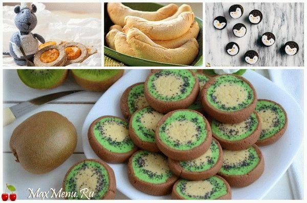 Детское печенье: ТОП-5 рецептов для сладкоежек