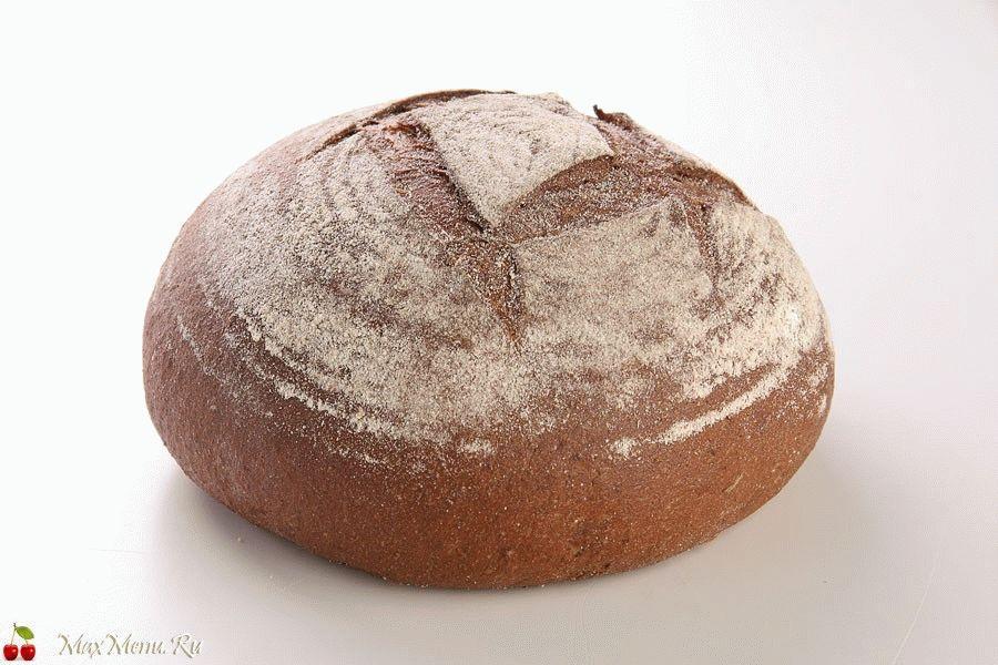 Солодовый хлеб ржано-пшеничный