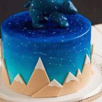 Необычные десерты: 10 десертов в космическом стиле