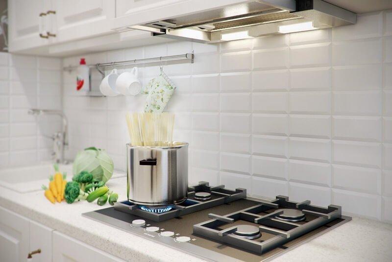 Виды кухонных вытяжек: секреты выбора