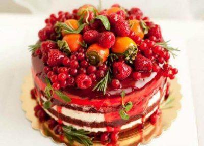 Как украсить торт своими руками: 7 быстрых способов