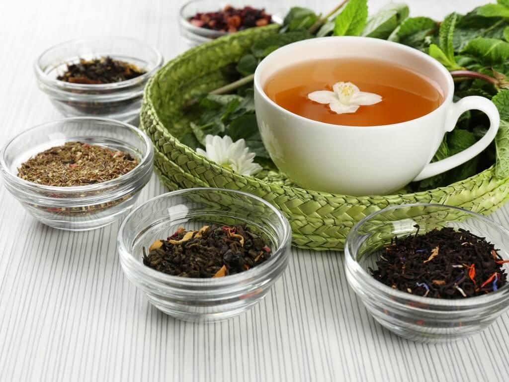 Чай и его особенности