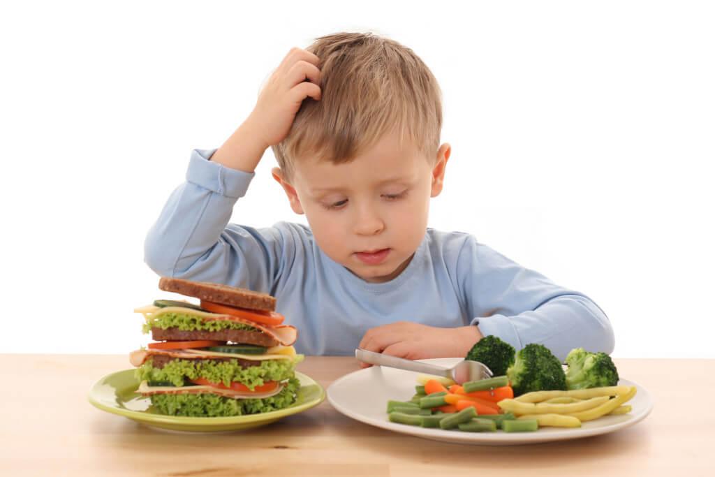 Правильное питание – основа хорошего самочувствия и настроения