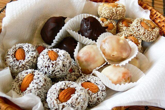 Домашние конфеты: вкусно, полезно, безопасно
