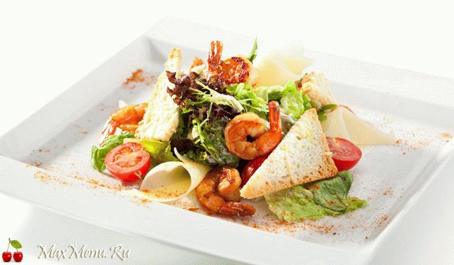 салат цезарь рецепт на адской кухне