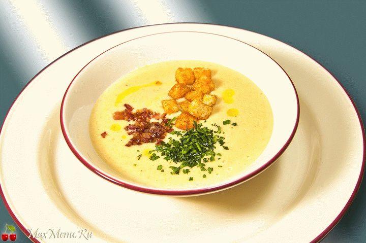 Гороховый крем суп с фото пошагово