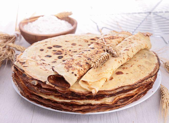 Блюда из гречневой муки диетические