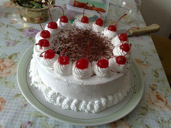 Рецепты тортов со сливками в домашних условиях